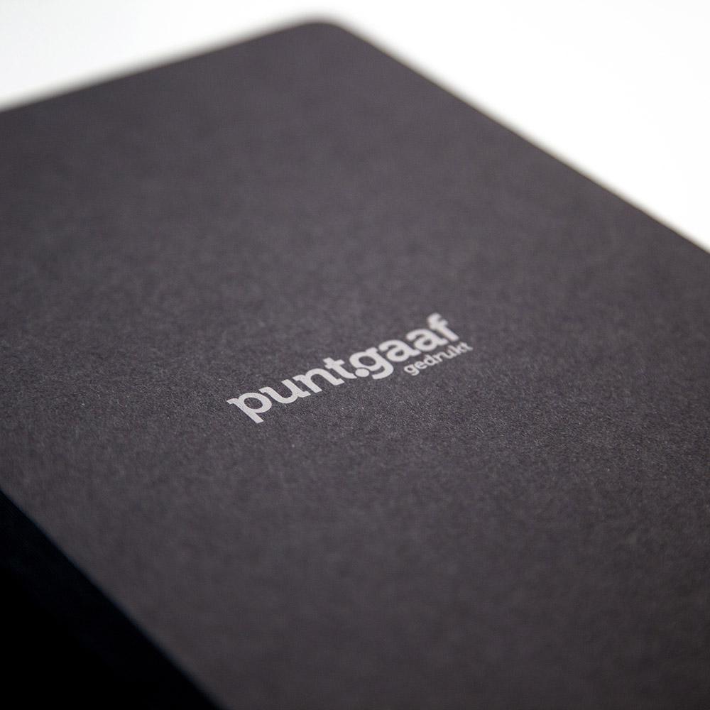 Puntgaaf drukwerk Kortrijk